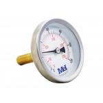 Termómetro Bimetálico p/ Aquecimento
